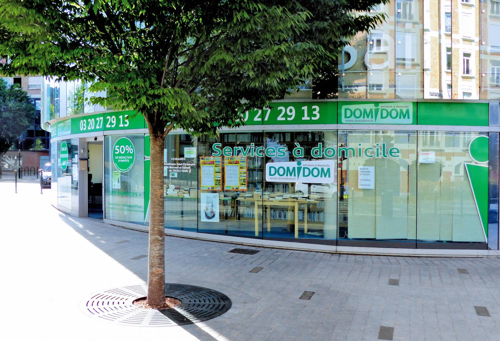 Domidom Tourcoing Centre - 2 rue d'Havré