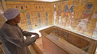 King Tutankhamun Sarcophagus