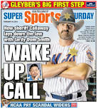 Mets keep winning back pages