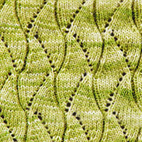 Scroll lace pattern. Really enjoying this pattern. It is hard but not too hard.