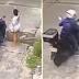 Siyam na Buwang Buntis, Dinakma ang Dibdib ng isang Motorista na Nagtatanong ng Tamang Daan