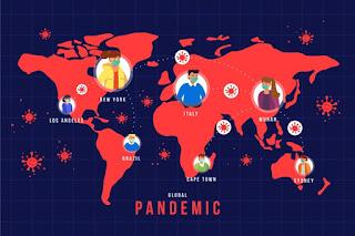 Contoh Bahaya Biologis ialah Pandemi