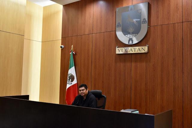 Juez de Control Rómulo Antonio Bonilla Castañeda