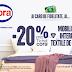 Ai card de fidelitate, ai...-20% prin Tichet cora* la mobilier de interior si textile de casa
