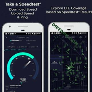 Speedtest by Ookla Apk v4.5.15 [Premium] + [Mod Lite]