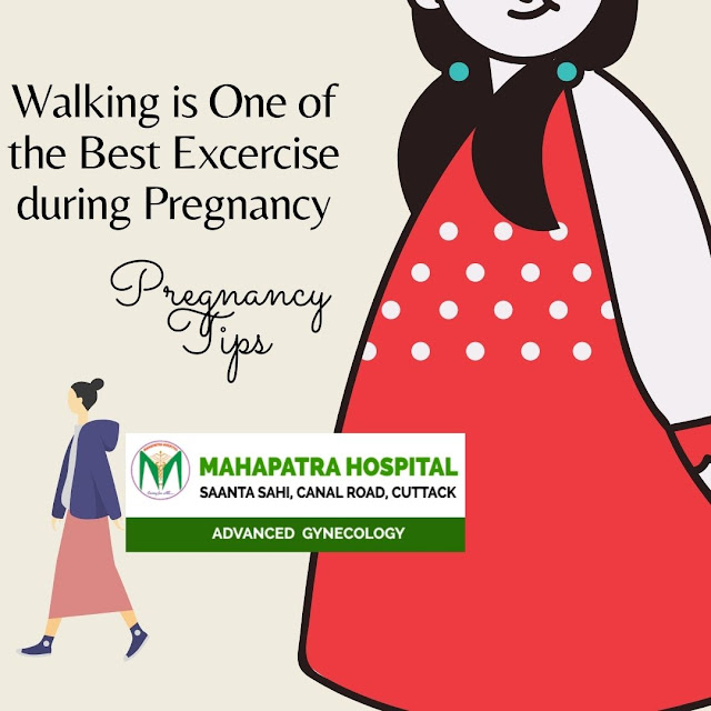 Walking is a Good Exercise during Pregnancy
