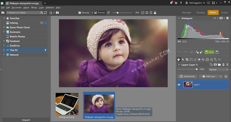 Free Download Zoner Photo Studio X Final Full Version