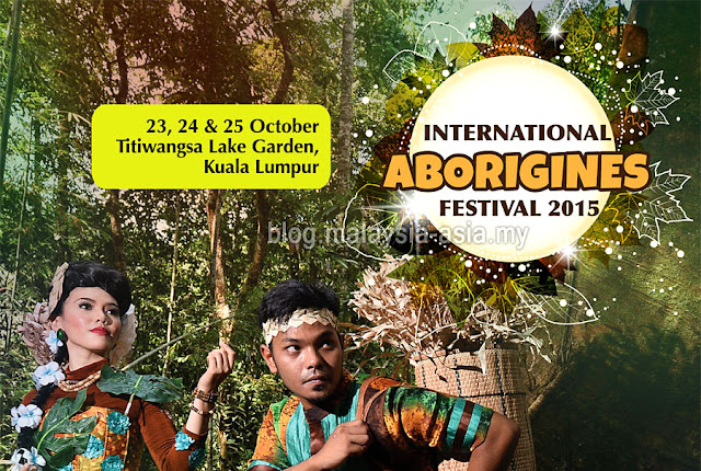 Malaysia International Aborigines Festival