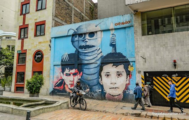 Bairro de La Candelaria, Bogotá