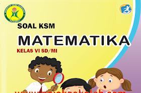 Soal KSM Matematika Jenjang MI Tingkat Kabupaten/Kota