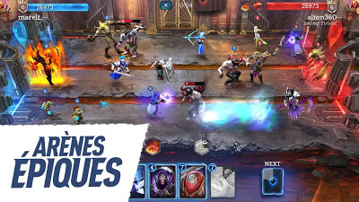 Télécharger Heroic – Magic Duel mod