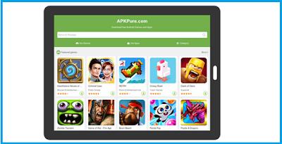 شرح متجرapkpure  لرفع تطبيقات مدفوعة بالمجان