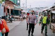 2 Hari Pelaksanaan JDRS, Kapolsek Purbalinga: Situasi Aman dan Warga Patuhi Prokes