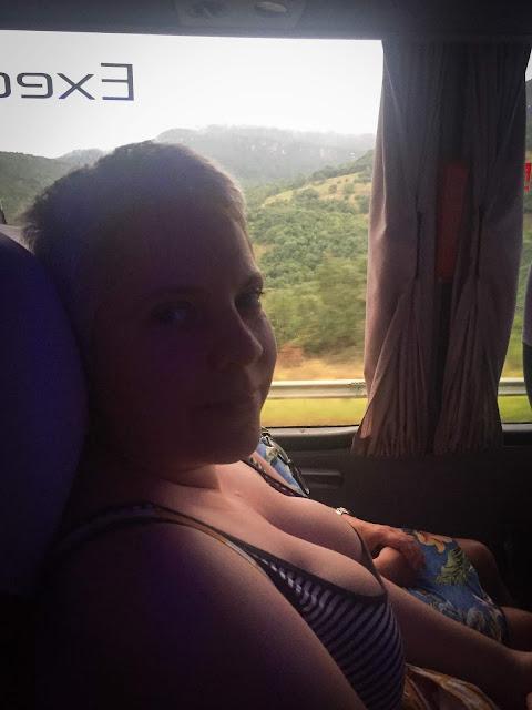 Cu autobuzul din Florianópolis in Bento Gonçalves