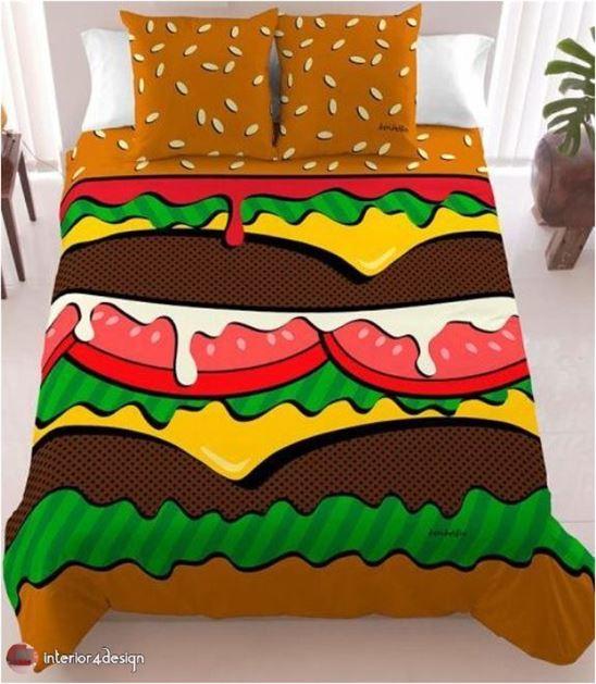 3D Bed Linens 16