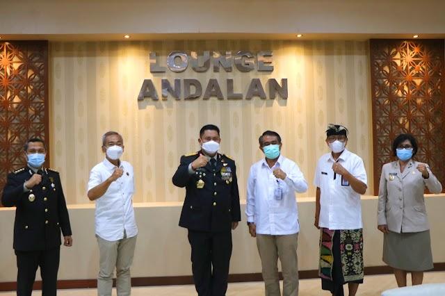 Polda Bali dan FK Unud Jalin Kerjasama Bidang Kesehatan