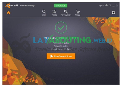 Avast Internet Security 12.3.2280