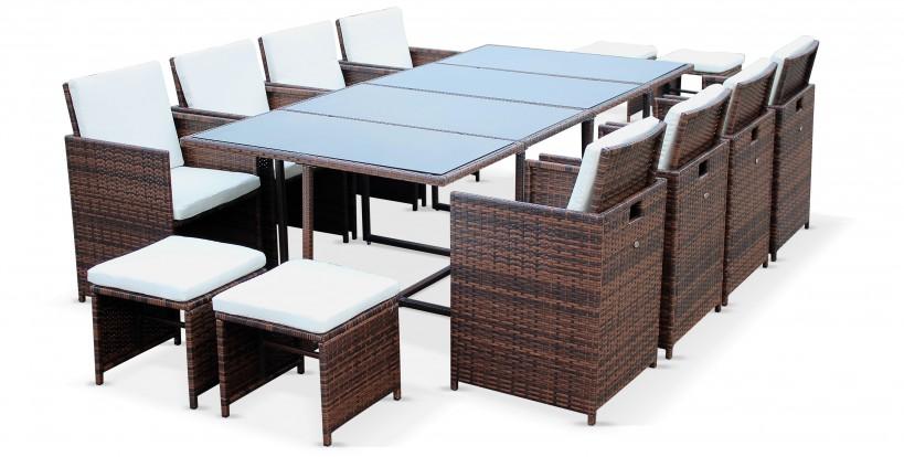 Las mejores mesas y sillas para tu terraza decoshabby for Amazon muebles terraza