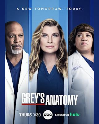 Greys Anatomy Season 18 Poster