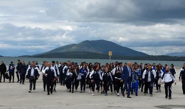 Στην Ηγουμενίτσα η αργυρή Εθνική Ομάδα Τάε Κβο Ντο
