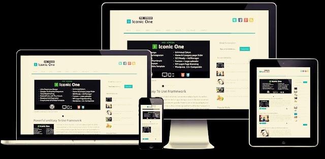 Iconic One Pro – Premium WordPress Theme Free download