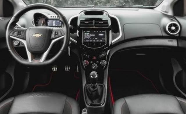 2018 Chevy Sonic Hatchback
