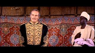 Charlton Heston and Johnny Sekka
