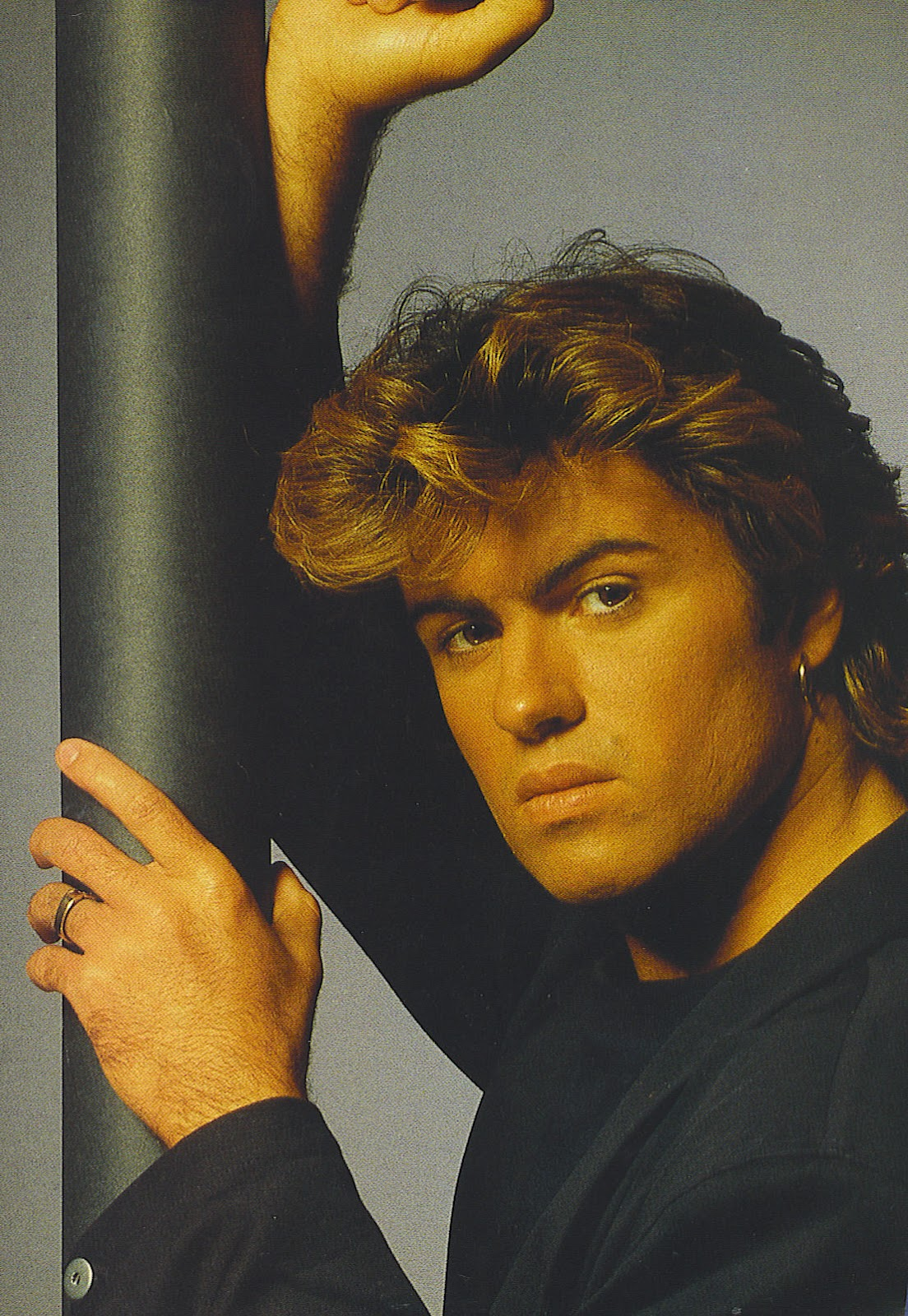 George Michael (1963-2016)   The Non-Blonde George Michael