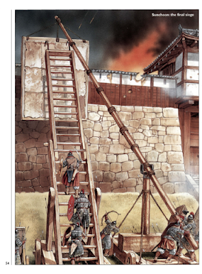 Siege of Suncheon