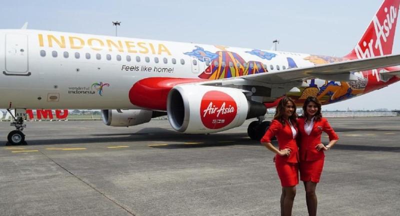 Maskapai AirAsia Promosikan Wisata Belitung dengan Brand Penerbangan Bertajuk  'Lets Go To Belitung'