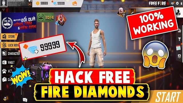 Free Fire mod apk unlimited diamonds download