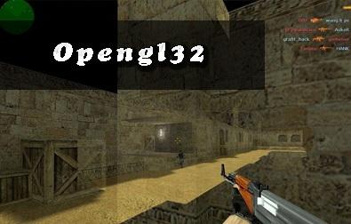 Чит OpenGl для cs 1.6