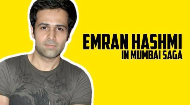 Emran Hashmi In Mumbai Saga