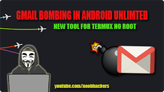 gmail bombing from termux