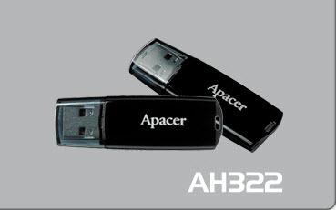 APACER AH322 USB FLASH DRIVE WINDOWS 10 DRIVERS