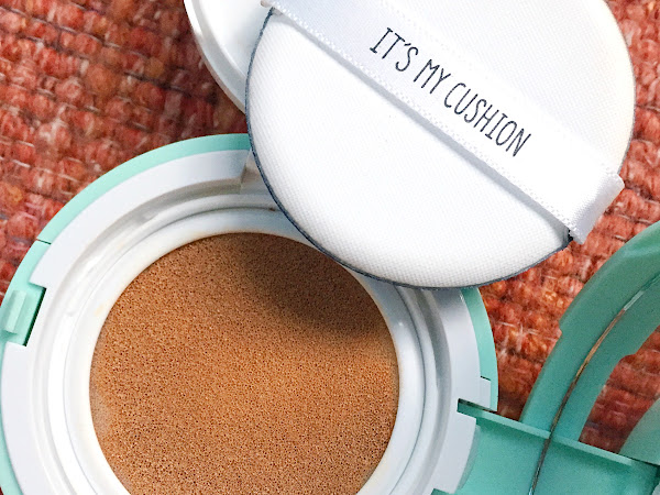 How I made my own cushion compact