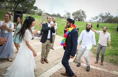 Casamento judaico em declínio no estado judeu antes de Tu B'Av