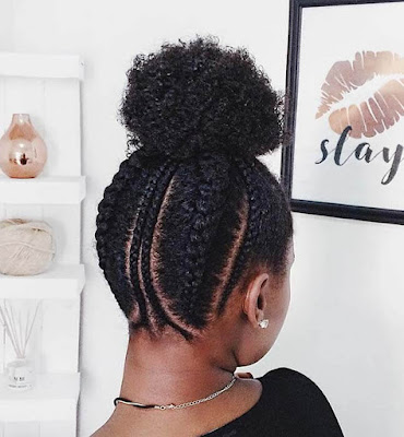 Are you looking for a new and trendy or stylish natural hairstyle 22+ Awesome Natural Braids Hairstyles You May Try Anywhere