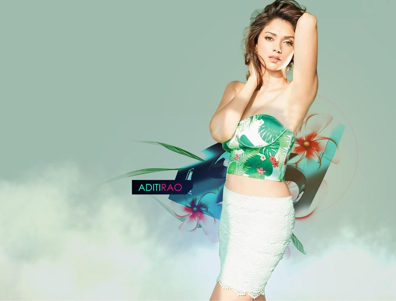 Aditi Rao Hydari Bikini Wallpapers HD