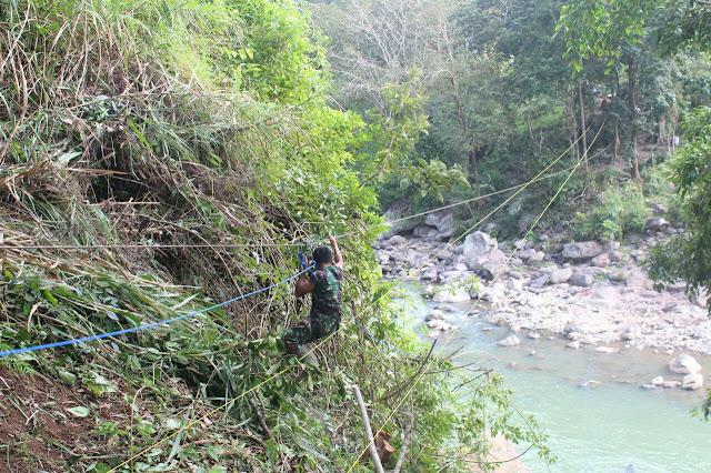 Satgas TMMD Bakal Wujudkan Impian Masyarakat Desa Tompobulu Sinjai dan Desa Bana Bontocani Bone