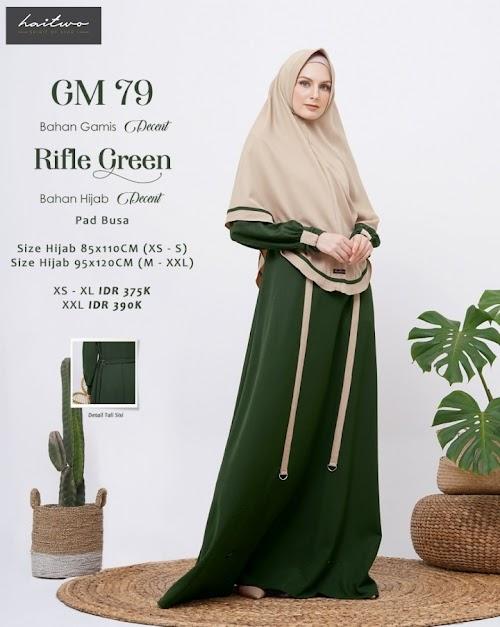 Gamis Haitwo GM 79