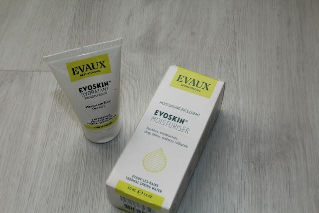 """""""Evaux dermatologie"""", ou la gamme de soins adaptée aux peaux sèches et sensibles + CONCOURS"""