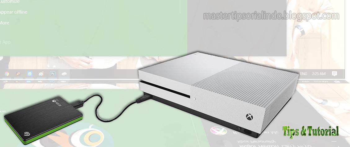 Cara Format Hard Drive Eksternal Xbox One untuk Digunakan ...