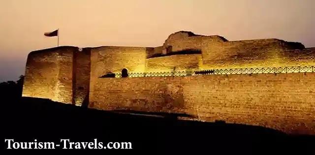 قلعة البحرين في المنامة