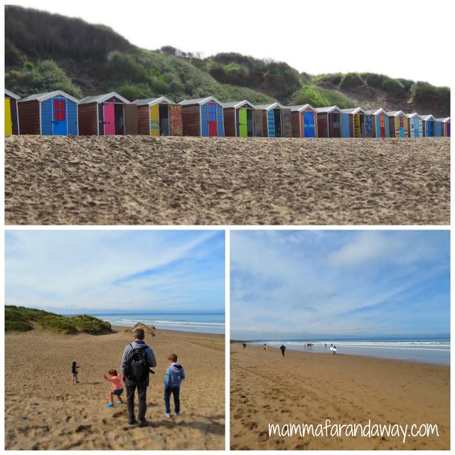 spiaggia inglese
