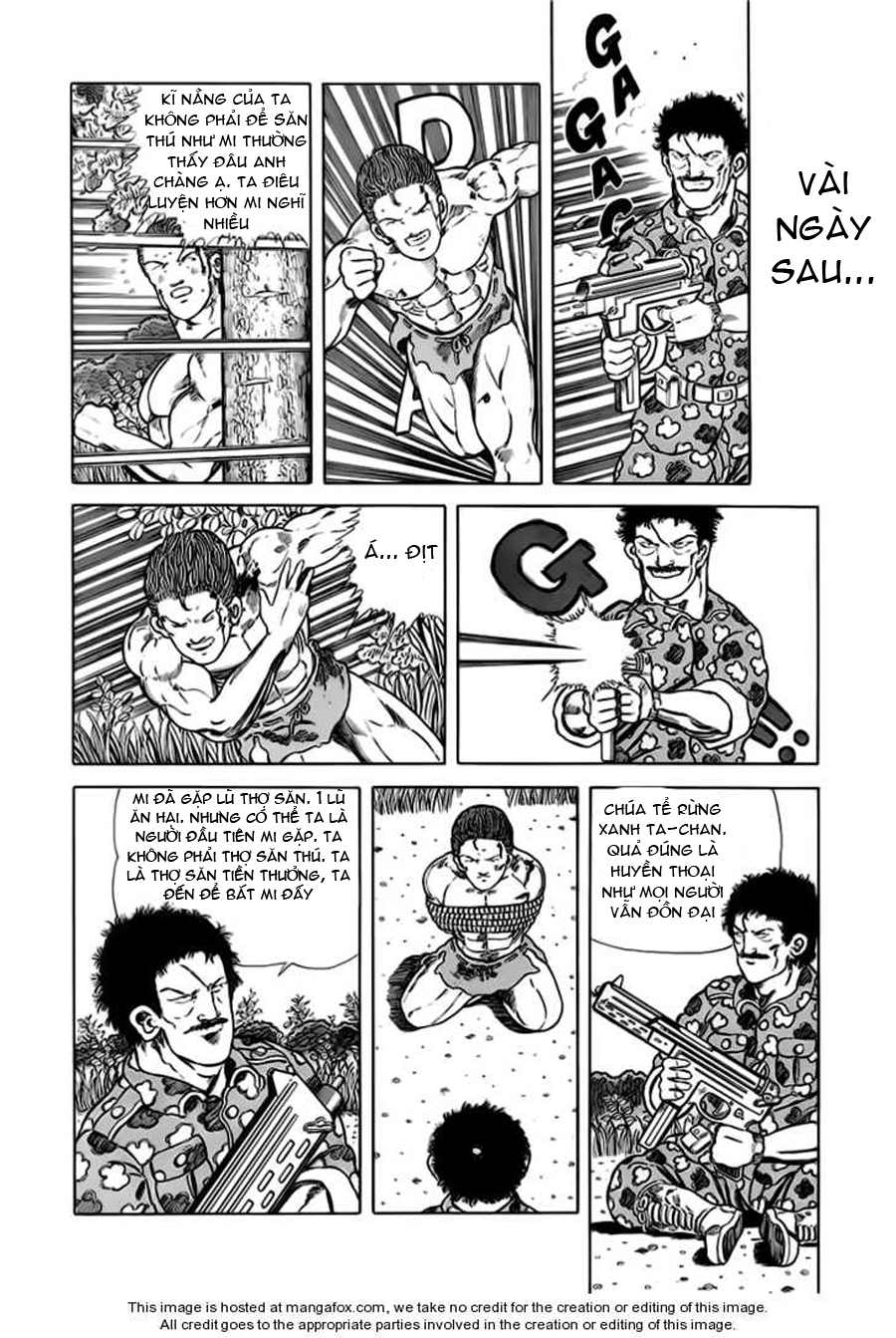 Chúa rừng Ta-chan chapter 28 trang 7