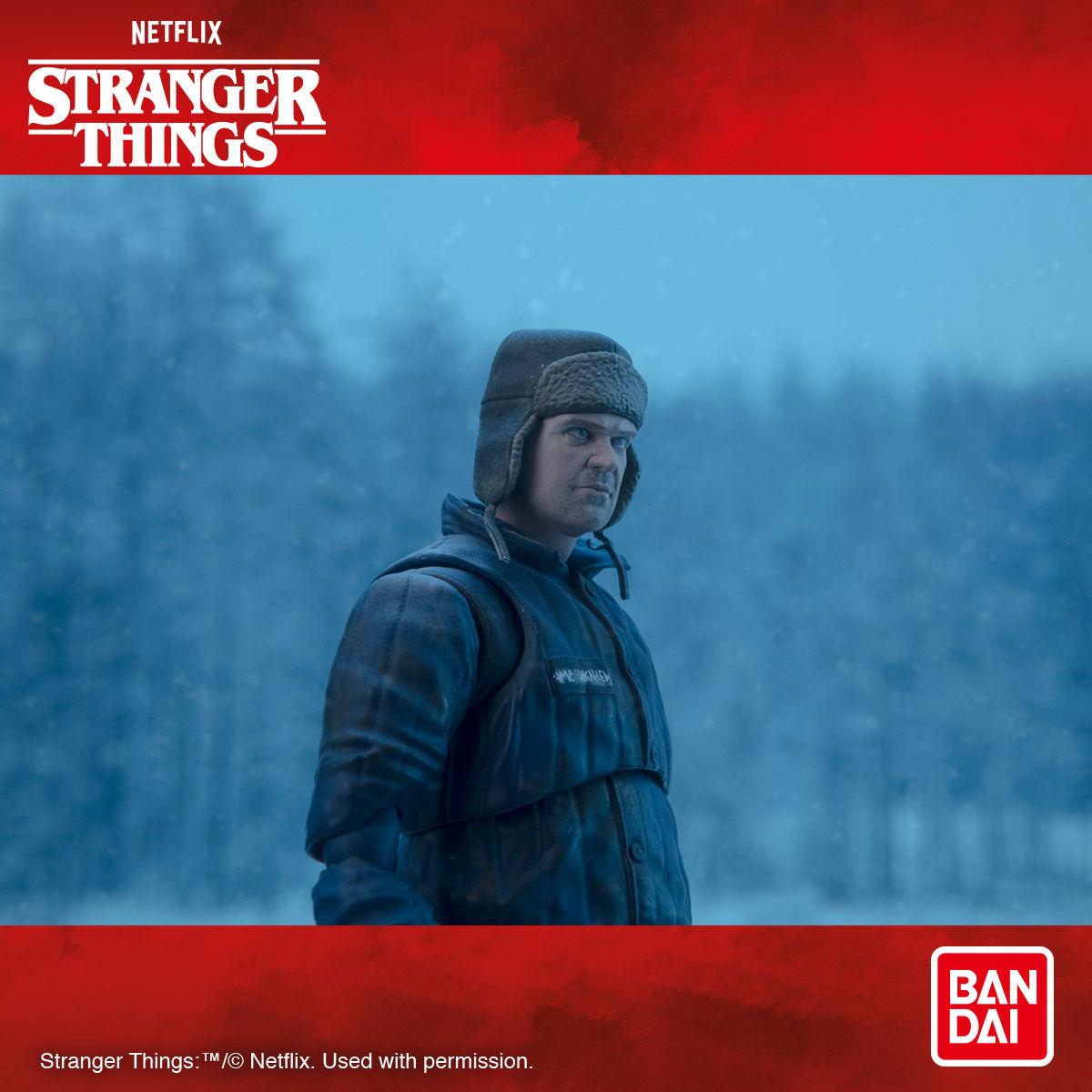 Stranger Things Jim Hooper