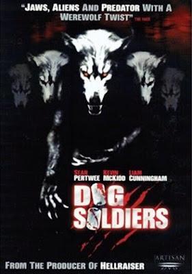 filmes de terror, dicas de filmes, filmes de suspense, filmes de cachorros, cujo, resident evil, um lobisomem americano em londres, o enigma de outro mundo, dog soldiers