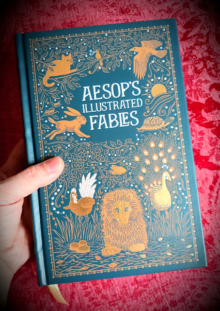 Aesop's Fables. Barnes and Noble Collector's Edition