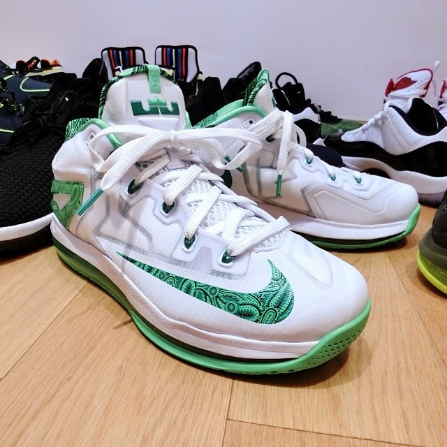 0dfc66e8297 Any time holidays come around, you can expect Nike to drop some goodies on  us. Easter is always one of those times. The Lebron Low usually makes an ...